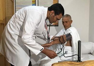 البعثة الطبية للحج: الكشف على أكثر من 23 ألف حالة مرضية حتى الآن