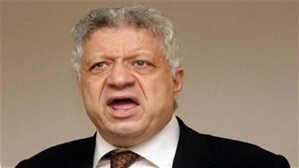 مرتضى منصور يواصل الهجوم على الشناوي: «هرب ويساوم النادي».. فيديو