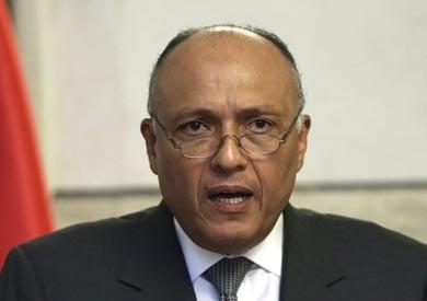 وزير الخارجية ونظيره الفرنسي يبحثان هاتفيا العلاقات الثنائية والأوضاع في ليبيا
