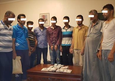 «الأمن العام»: ضبط المتهمين بسرقة مبلغ مالي من محاسب بمصنع في العبور