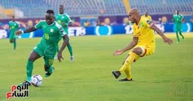 السنغال أول المتأهلين لنصف نهائي أمم أفريقيا بهدف فى بنين.. فيديو