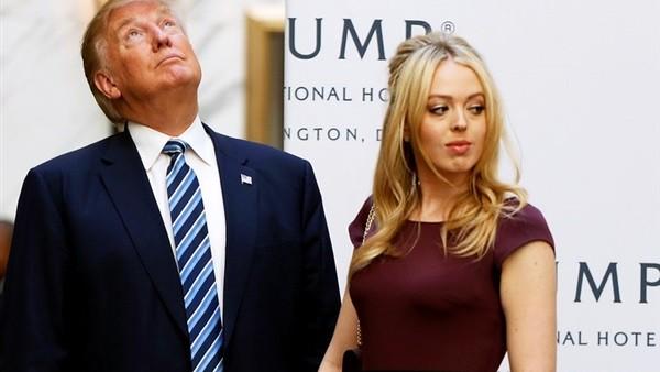 شاب عربي يواعد ابنة ترامب
