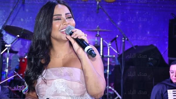 شيرين عبد الوهاب وأبو يحيان حفلا على نيل القاهرة..صور