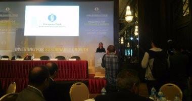 سحر نصر: 3 مليارات دولار حجم تمويلات البنك الأوروبى للإنشاء والتعمير بمصر