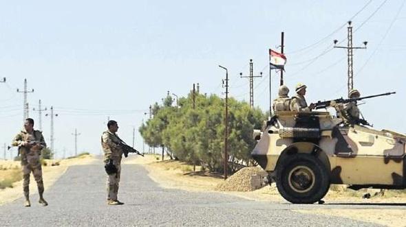 ضبط 37 مطلوبا من المحكوم عليهم في شمال سيناء