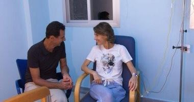 صور.. الرئاسة السورية تعلن إصابة أسماء الأسد بسرطان الثدى وبدء مرحلة العلاج