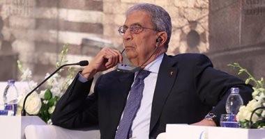 عمرو موسى: مشيرة خطاب سفيرة ذات كفاءة عالية وخبرة ثرية خسرها اليونسكو