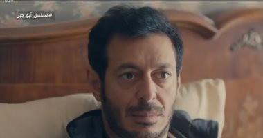 """إصابة مصطفى شعبان بالسكر وتدهور الحالة الصحية لحسن حسنى فى """"أبو جبل"""""""