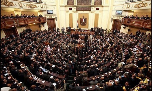 برلماني يطالب بمحاكمة المنظمات المصرية الرافضة لدعم خطاب
