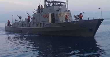 وصول 1215 راكبًا وتداول 138 شاحنة لميناء نويبع