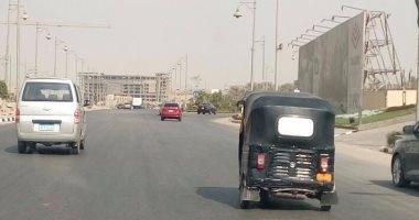 """حلوانى يعتدى بالضرب على سائق """"توك توك"""" لخلاف على الأجرة بالإسكندرية"""