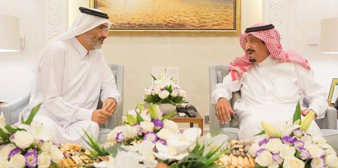 تجميد أرصدة الشيخ عبدالله بن علي آل ثاني في قطر على خلفية أزمة الخليج