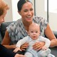 Meghan Markle's real name and title revealed on Archie's birth certificate