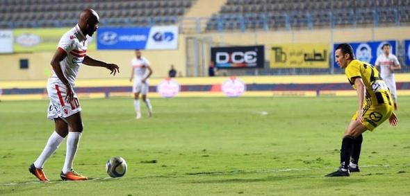 الدوري الممتاز.. الزمالك 2-0 المقاولون العرب.. صلاح يسجل.. فيديو