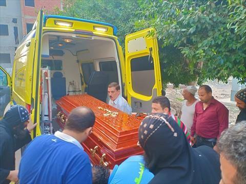 نقل جثمان الأنبا إبيفانيوس من المستشفى لمقر دير أبو مقار بوادي النطرون