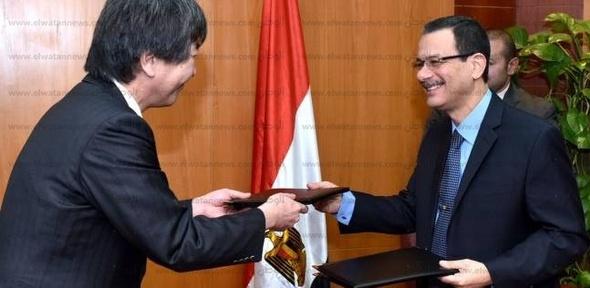 وفد من أندونيسيا يبحث فرص الاستثمار بالمنطقة الاقتصادية لقناة السويس