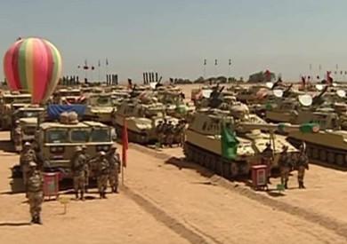 في ذكرى مرور 50 عاما.. «القوات المسلحة» تحتفل باليوبيل الذهبي لسلاح المدفعية