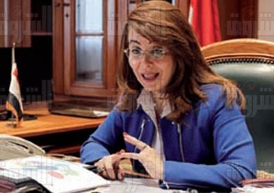 وزيرة التضامن تتفقد دار التربية الاجتماعية لرعاية البنين بالإسكندرية