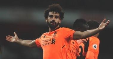 محمد صلاح ينافس أديبايور على جائزة أفضل لاعب أفريقى فى أوروبا
