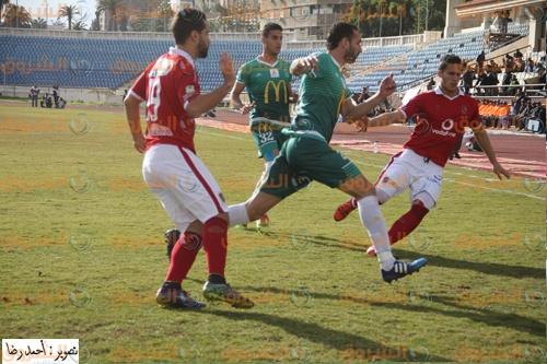 اتحاد الكرة يعلن حكم مباراة الأهلي والاتحاد