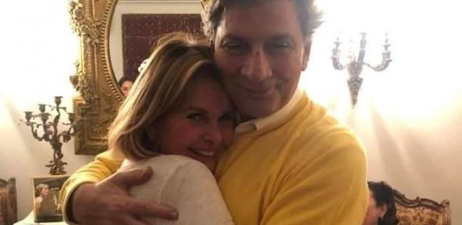 بصورة مع زوجها.. يسرا تحتفل بعيد ميلادها الـ68