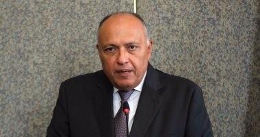 وزير الخارجية يستقبل رئيسة شركة لوكهيد مارتن العسكرية المنتجة لطائرات F16