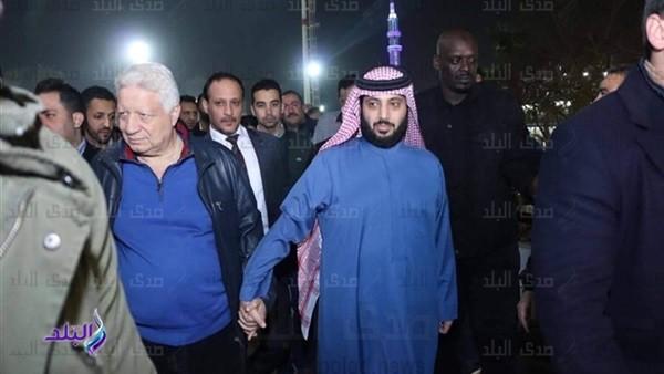 مرتضى منصور: رفضت 180 مليون جنيه من تركي آل الشيخ لهذا السبب