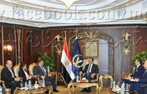 «وزير الداخلية» يستقبل وفدًا من «البرلمان» لمناقشة بعض القضايا المشتركة بينهما