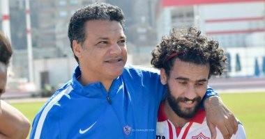 صور.. الزمالك يهزم كرداسة 13/0 ودياً.. وباسم مرسى يسجل 4 أهداف