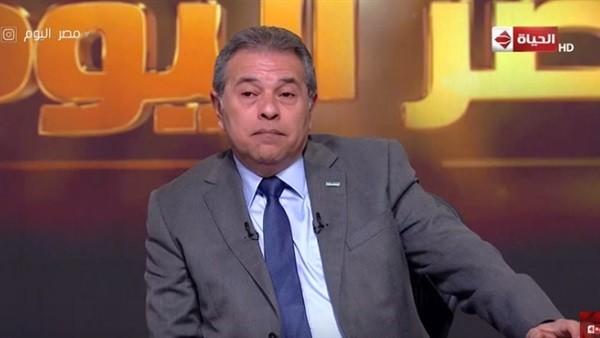 توفيق عكاشة: أتعرض للإحراج من الناس لهذا السبب.. فيديو