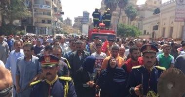 ننشر أسماء شهداء ومصابى حادث العريش الإرهابى