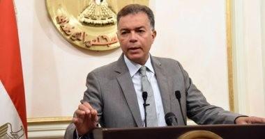 وزير النقل يلتقى مجلس الأعمال الفرنسى لعرض مشروعات السكة الحديد والمترو