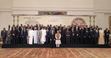 انطلاق مؤتمر تأسيس التحالف الدولى للطاقة الشمسية فى الهند