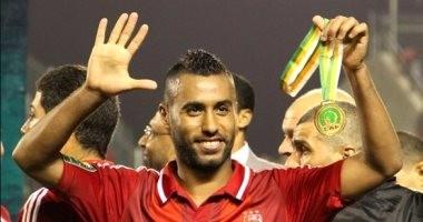 """حسام عاشور """"رئيس قسم البطولات"""" فى الأهلى يحتفل بعيد ميلاده الـ32"""