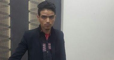 نجار مسلح قتل صاحب كشك داخل شقته بالنزهة..ويعترف بجريمته