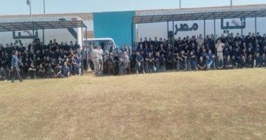 بالصور.. الداخلية تنظم حفلات ترفيهية للسجناء مراعاة لحقوق الإنسان