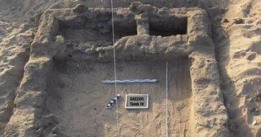 بالصور.. الآثار تكتشف جبانة أثرية بأبيدوس تعود لعصر بداية الأسرات