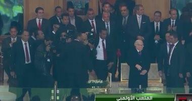 رئيس تونس يحضر مباراة حسم التأهل للمونديال أمام ليبيا