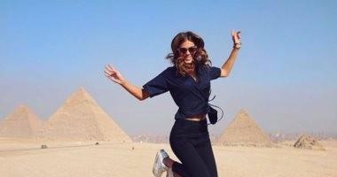 ملكة جمال الكون: أدعو الجميع لزيارة مصر الجميلة