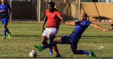 شاهد.. ملخص وأهداف مباراة الأهلي ضد شبين الودية