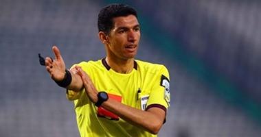 الاتحاد الأفريقى لكرة القدم يرفع الإيقاف عن الحكم الدولى جهاد جريشة