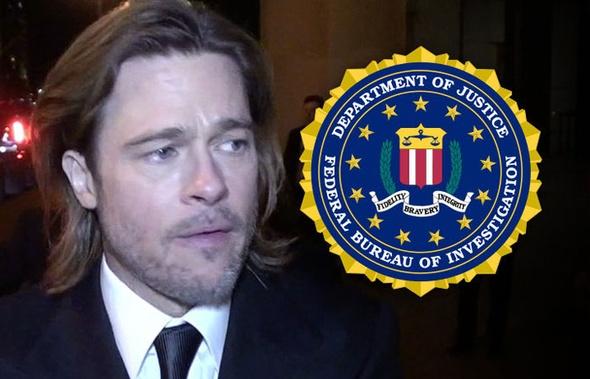 مكتب التحقيقات الفيدرالي: لا يوجد شيء يدين براد بيت