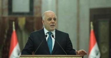 حيدر العبادى: الطائفية والإرهاب والفساد خطر على العراق