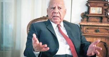 """حازم الببلاوى: """"تجربة مصر الاقتصادية ناجحة.. والنقد لم يفرض برنامج الإصلاح"""""""