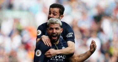مانشستر سيتي ينتزع صدارة الدوري الانجليزي بهدف ضد بيرنلي.. فيديو