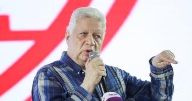 مرتضى منصور: طارق حامد رئيس الزمالك وسط اللاعبين.. وسأعوضه للبقاء