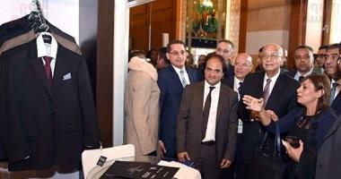"""""""س"""" و""""ج"""" حول تنظيم مصر أهم معرض للملابس والمنسوجات فى أفريقيا"""