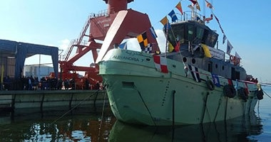 ميناء الإسكندرية يستقبل سفن محملة بالقمح والزيت من أوكرانيا وأسبانيا