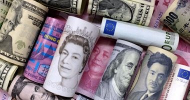 أسعار العملات اليوم الاثنين 10-6-2019 وانخفاض جماعى أمام الجنيه عدا اليورو