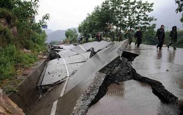 مقتل 6أشخاص جراء وقوع انهيار أرضي شمال كولومبيا